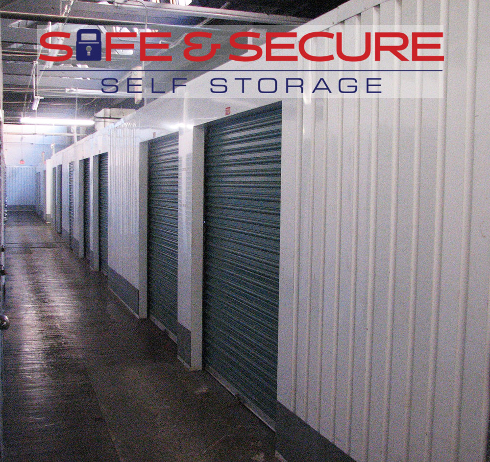 safe and secure self storage in Bergen county NJ close to New York City