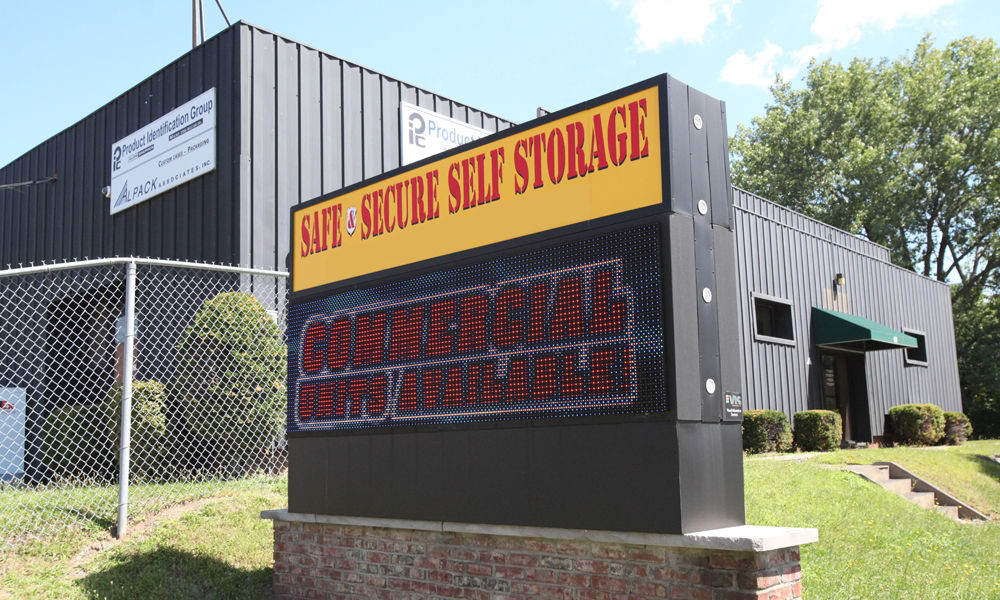 self storage in garfield bergen county storage units for rent near the GWB