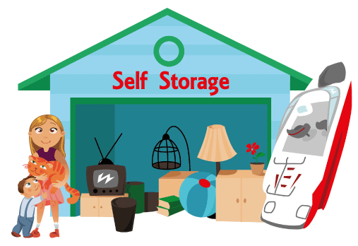 local self storage facilities